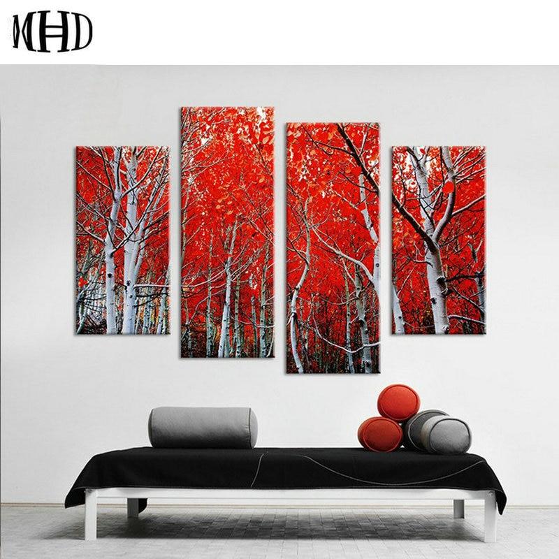 MHD ديي اللوحة شجرة شجرة ، كامل / مربع / - الفنون والحرف والخياطة