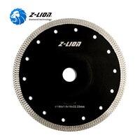 Z LION 7 Inch X Shape Diamond Saw Blade Super Thin 180mm Diamond Ceramic Tile 1 piece Hot Sintered Cutting Disc Circular Disc