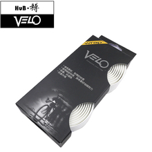 VELO VLT-011 Road Bike Bicycle Handlebar strap MTB handle thick silicone Accessories  EVA Fixed Gear