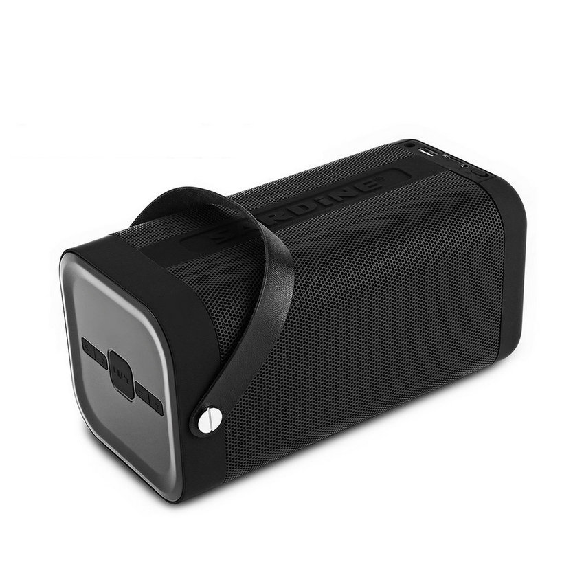 Altoparlante Senza Fili di Bluetooth caixa de som Mini di Musica Sound Box Sostegno TF Card USB Linea Formato con 5200 mAh batteria