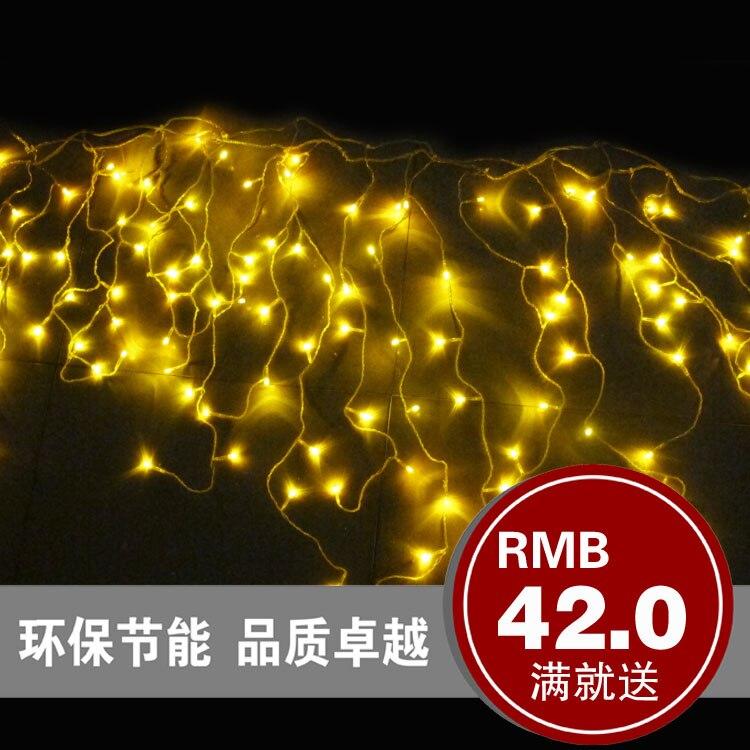 Vakantie verlichting tuin spaarlampen ster verlichting snaar 220 V ...
