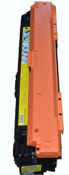 CE740A CE741A CE742A CE743A Color toner cartridge for HP Color LaserJet CP5225 For CANON LBP 9100Cdn hp ce742a 307a yellow тонер картридж для color laserjet cp5225