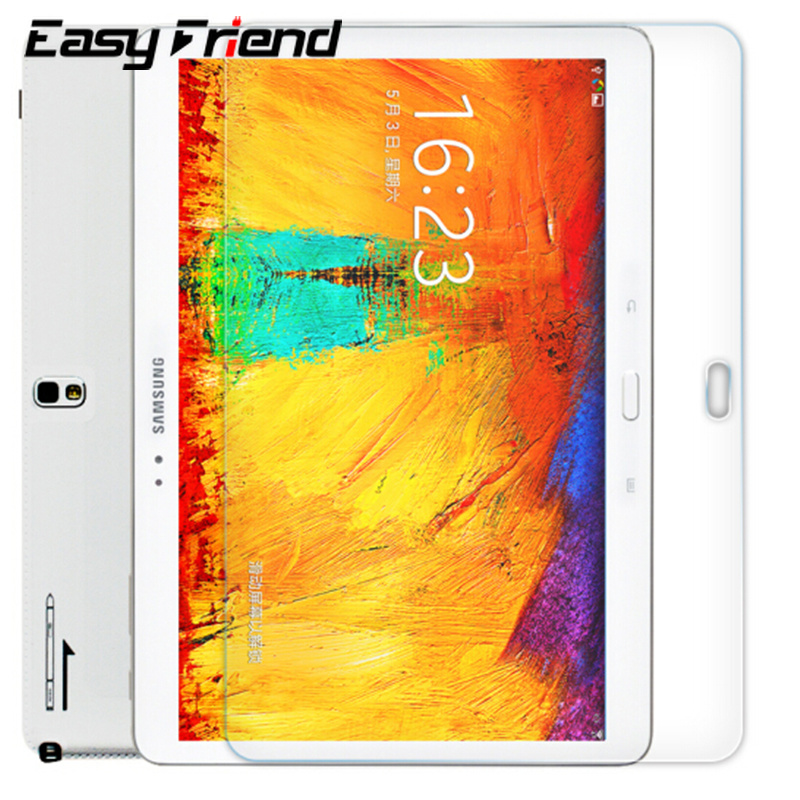 For Samsung Galaxy Note 10.1 2014 SM-P601 P601 P600 P605 2012 GT-N8000 N8000 N8010 Tablet Screen Protector Film Tempered Glass