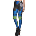 New 3799 Sexy Girl OW Support LUCIO Heros Cosplay Printed Elastic Fitness Polyester Workout Women Leggings Pants Plus Size