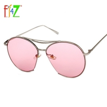 2016 Hot Vintage Fashion Multi-colors Men & Womens UV Protection Alloy Frame Sunglasses Goggles lunettes de la femme