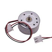 1 шт. Новинка 0,5-12 в металл DC Миниатюрный веер мотор аудио оборудование высокое качество игрушка игровая машина Робот измерительное устройство мотор