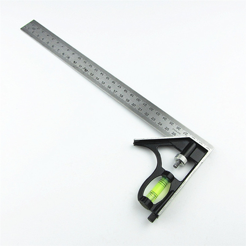 WEIHENG 518K Precise Stainless Steel Measuring Angle Spirit Level 5