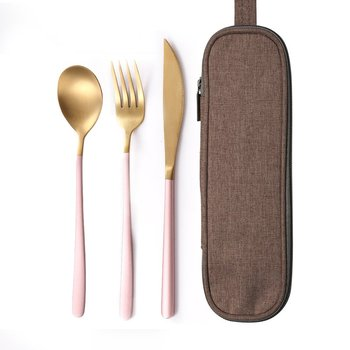 Knife fork spoon E
