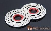FID 4 BAJA Wheel hydraulic brake system Brake disc 2 PS