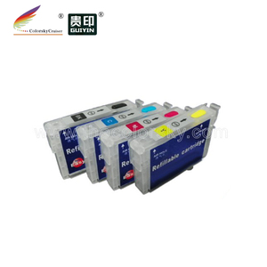 (RCE1271) refill ink cartridge for Epson T1271-T1274 T127 T 127 BK/C/M/Y Workforce 635 60 840 (with ARC chip)(China)