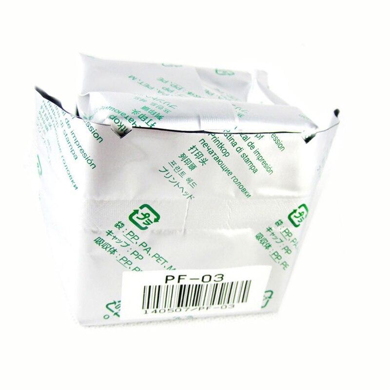 PF-03 PF03 Print Head For Canon IPF500 IPF510 IPF600 IPF605 IPF610 IPF700 IPF710 IPF720 IPF810 IPF815 IPF820 IPF825 Printhead waste ink box maintenance tank chip resetter for canon ipf500 510 600 610 700 710 720 810 815 820 825 large format plotters
