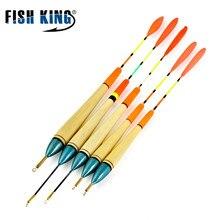 FISH KING Fishing Float 5pcs/Lot Float 3g-5g Length 23cm-29cm Buoys Flotteur Peche For Carp Fishing Tools