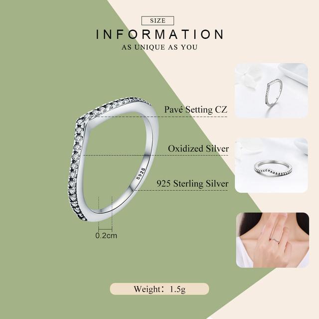 Wonder Ring Stackable Sterling Silver