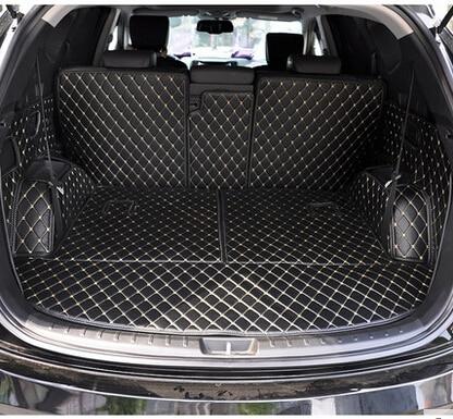 Good Quality Special Trunk Mats For Hyundai Grand Santa