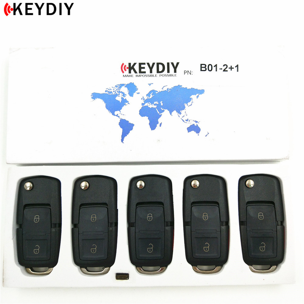 KEYDIY KD B01 2 1 KD900 KD900 URG200 Key Programmer B Series Remote Control For VW