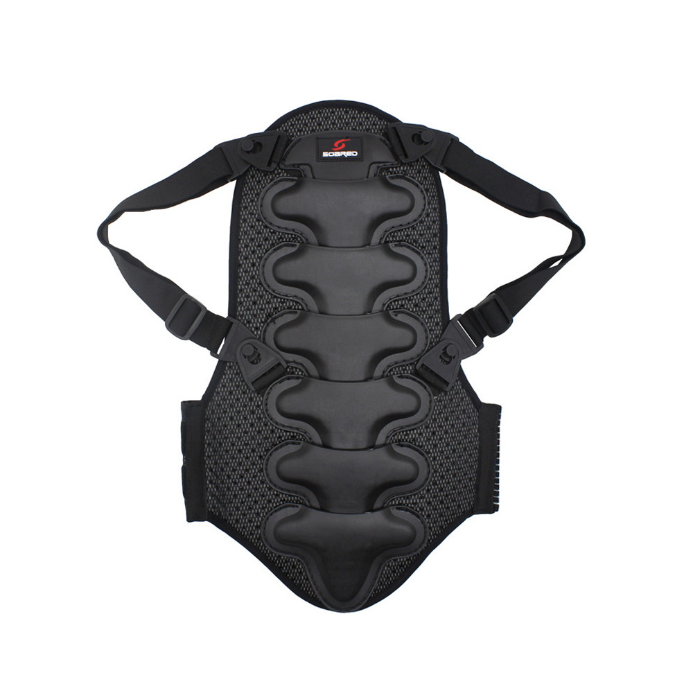 2018 Motorcycles Back Protector Armor Jacket Racing Armour Vest Riding Protective Body-Guard Skiing Gear Safety Clothing adjustable pro safety equestrian horse riding vest eva padded body protector s m l xl xxl for men kids women camping hiking