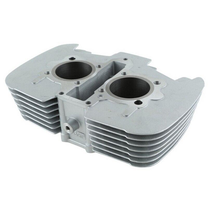 LOPOR 53мм двигателя мотоцикла головки цилиндра для Honda повстанцев CA250 CMX250 1996-2011 1998 2002 2004 2006 воздушным охлаждением новый
