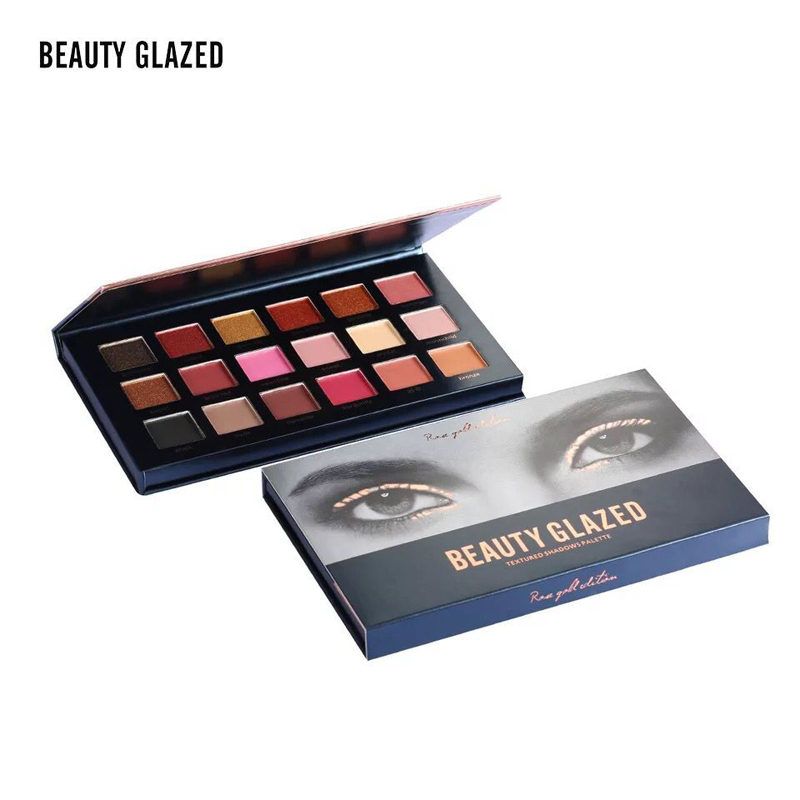 Brand Makeup Long-lasting Eye Shadow Easy To Wear Eyeshadow Natural Matte Shimmer Natural Makeup Palette 18 Colors Beauty & Health Eye Shadow