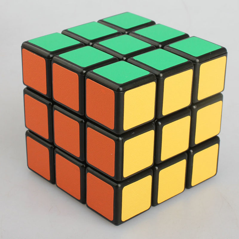 Professional Rubik Cube Speed Magic Cube 3x3x3 Educational Learning Puzzle Cube Toy Magic Cubo Magico magic cube iq puzzle star color assorted