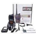 BaoFeng UV-6 Plus Amador Rádio em Dois Sentidos Handheld Pofung UV6R UV-6R Walkie Talkie 5 W 128CH UHF/VHF Dupla banda Transceiver Manipulados