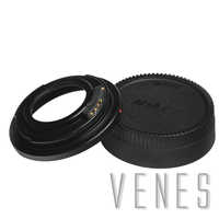 Venes M42-For Nikon, AF confirmer la bague d'adaptation de monture pour objectif M42 pour Nikon F monture caméra avec verre D5300 D610 D7100