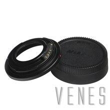 Venes M42 For Nikon, AF için montaj adaptörü halka M42 Lens için uygun Nikon F montaj kamera ile cam D5300 D610 D7100
