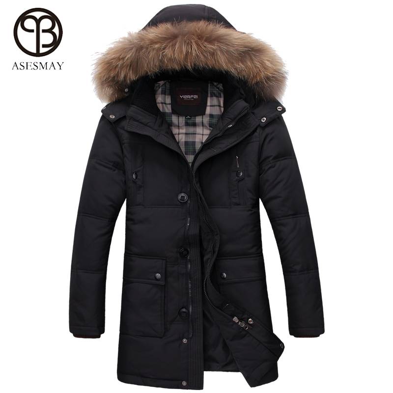 Mens jackets and coats for winter Foto
