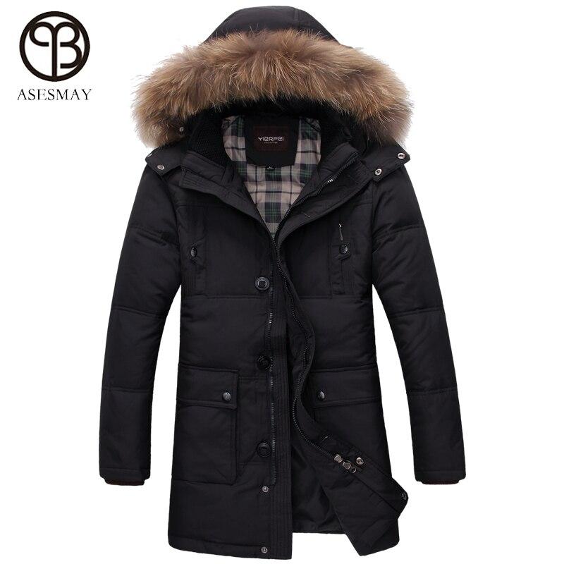 Aliexpress.com : Buy 2017 Asesmay Men Winter Jacket Warm Casual ...