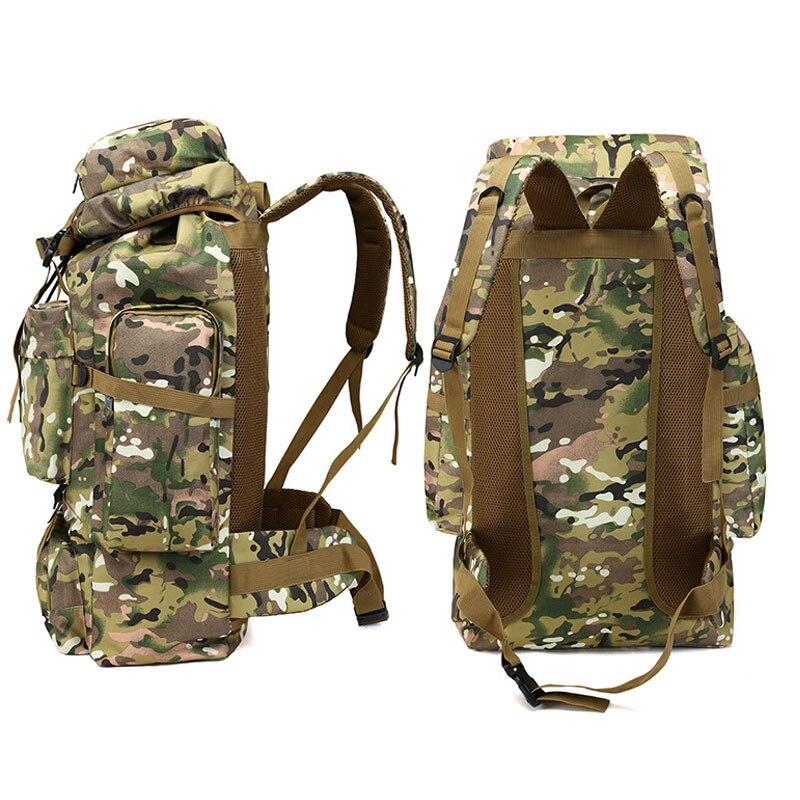 70L Tactical Bag Military Backpack Mountaineering Men Travel Outdoor Sport Bags Molle Backpacks Hunting Camping Rucksack XA583WA Luggage & Bags cb5feb1b7314637725a2e7: ACU|CP camouflage|Desert Digital|Jungle Digital|black|Khaki