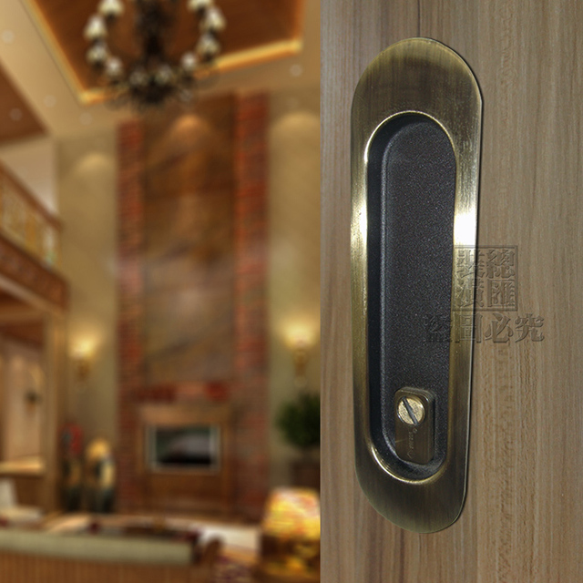 Elegant locks / bronze door lock / sliding door hook lock /AS1031-21  European - Elegant Locks / Bronze Door Lock / Sliding Door Hook Lock /AS1031 21