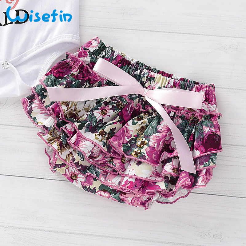 Yenidoğan bebek kız giysileri bebek kız giyim setleri 2019 yaz çiçek bebek kız romper ile dantel etek bebes bantlar D40