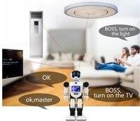스마트 app 제어 프로그래밍 가능한 춤 로봇 어린이를위한 교육 로봇