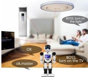 Smart app control programmable dancing robot educational robot for children