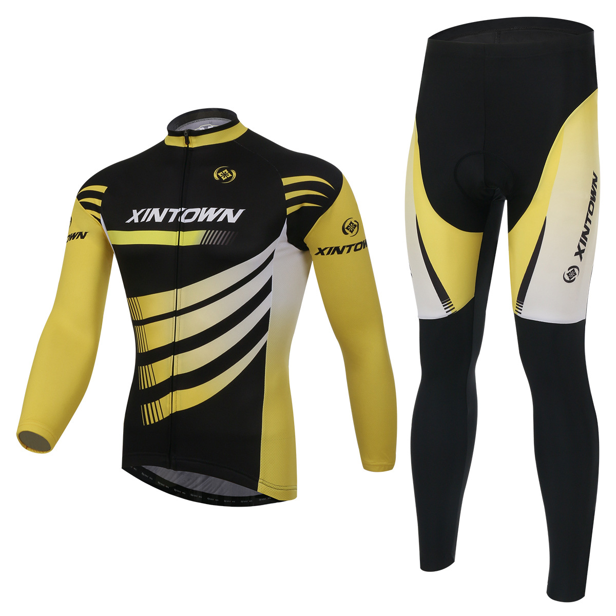 XINTOWN Aeolian bike riding Jersey long sleeve wear suit bicycle clothing spring and autumn 2015 new cycling sportswear
