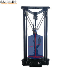LCD Color Screen Pulley 3D Printer with 1000W Laser Engraving and 1KG White PLA /ABS Auto Change Material Intelligent Leveling все цены