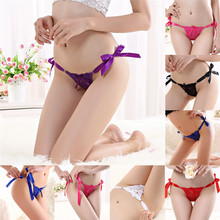 Hot Female Free Size Cotton  G-string