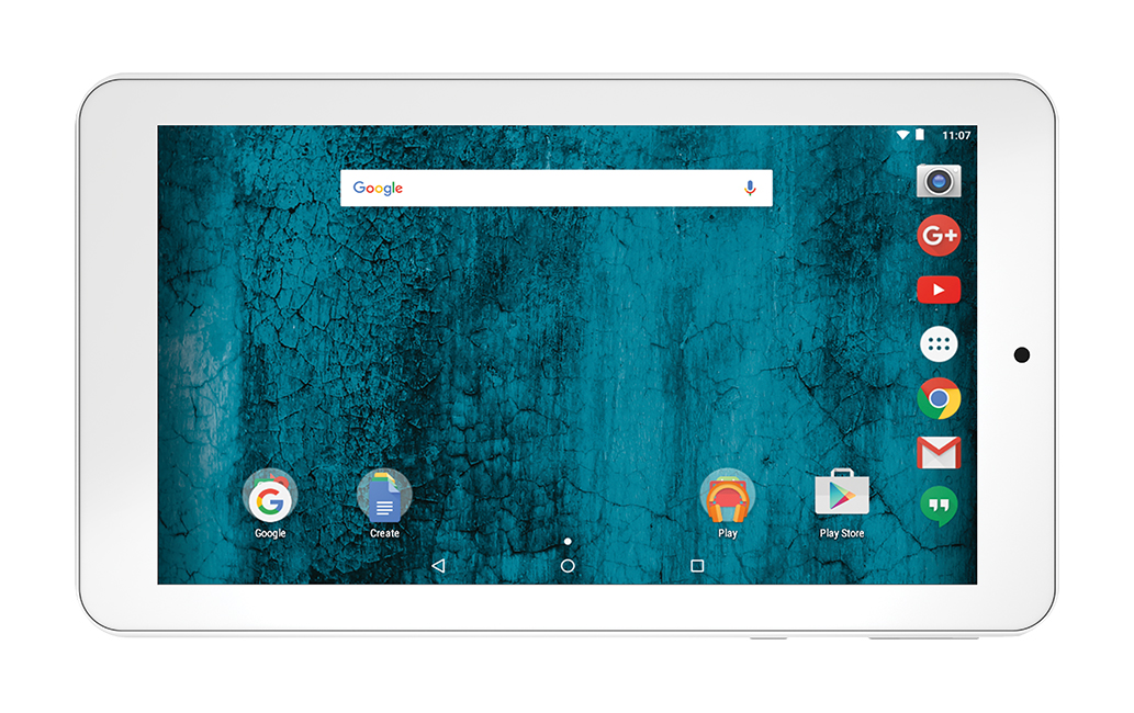 Negro 7 pulgadas tableta táctil para Qilive M76Q10B digitalizador de pantalla táctil de cristal reparación panel envío gratuito