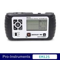 EM125 Tous Soleil 2 en 1 Multifonction Oscilloscope 25 MHz Multimètre De Poche Scopemeter Voltmètre Ohmmètre Capacité