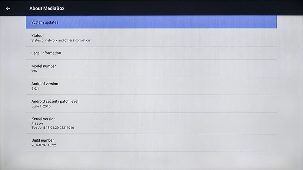 VONTAR X96 Amlogic S905X Quad Core Android 6 0 Smart TV Box 4K 2GB