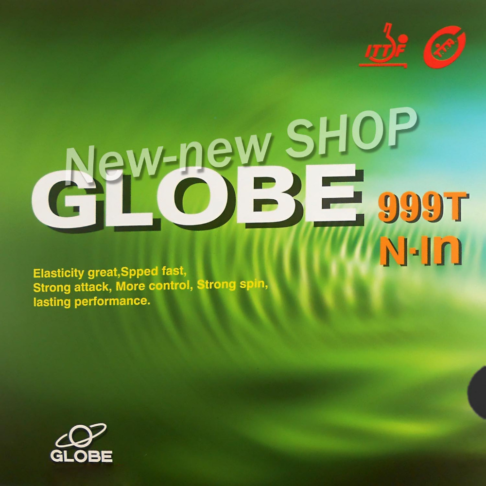 Globe 999T Pips-In Table Tennis PingPong Rubber With Sponge
