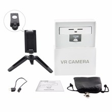 ELP  Virtual Reality 3D VR android camera Dual lens cctv micro usb camera white case