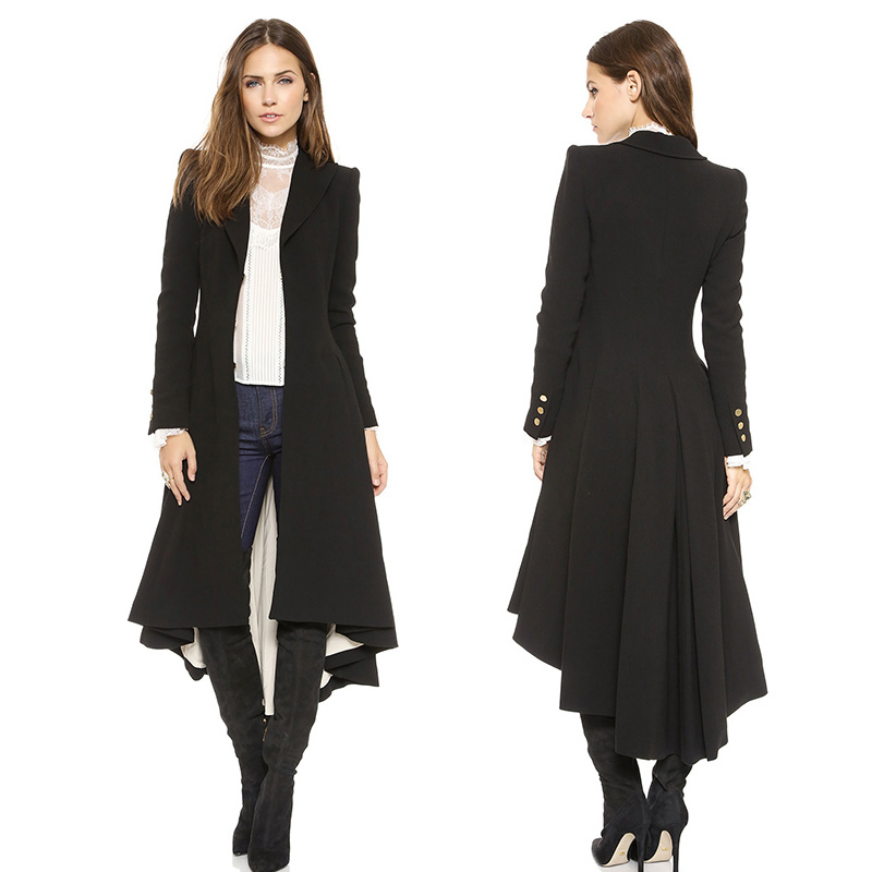 Popular Tuxedo Coat Women-Buy Cheap Tuxedo Coat Women lots from ...