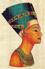 Pharaoh Of Ancient Egypt Wall Art Picture Home Decoration Living Room Canvas Print Printing On 50X68 Cm