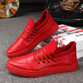Spring And Autumn New Men 's Low To Help Leisure Fun shoes.RZXH-020