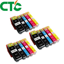 15 PCS T2621 26XL Ink Cartridge Compatible for INK Expression Premium XP-600 XP-605 XP-700 XP-800 XP-610 XP-615 XP-710 XP-810