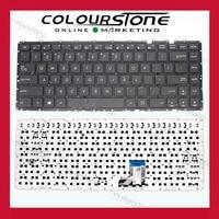 US English Laptop keyboard for ASUS A401 A401L K401 K401L MP 13K83US 9206 0KNB0 410KUS00 AEXK3U00010 black color