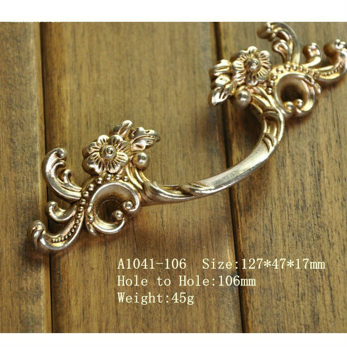 Detailed size please refer to this picture: ... - 2pcs 78mm Vintage Kitchen Cabinets Furniture Hardware Knobs And