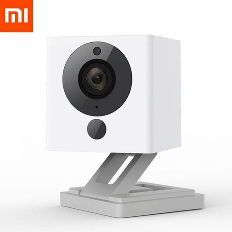 imágenes para Original Xiaomi XiaoFang Inteligente Cámara IP 110 Grados F2.0 8X Zoom Digital Inteligente IP 1080 P Cámara de Visión Nocturna WiFi