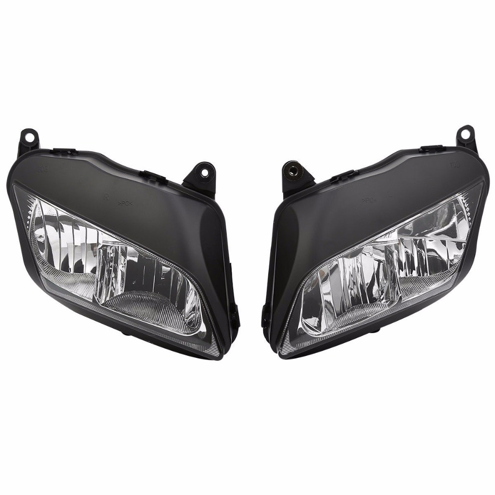 Здесь продается  Motorcycle Headlight Headlamp Lamp Light Assembly For Honda CBR600RR CBR 600RR 2007-2012   Автомобили и Мотоциклы