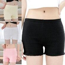 New Arrival Women Seamless  Short Pants Underpants Shorts Elastic Underwear